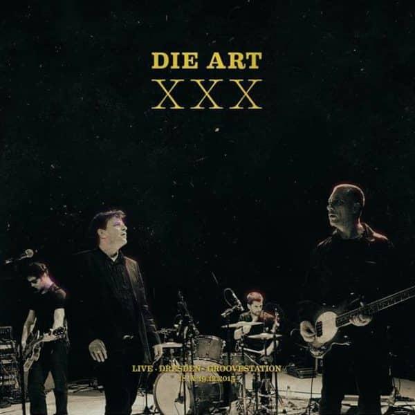 Album Die Art XXX - 3fach LP