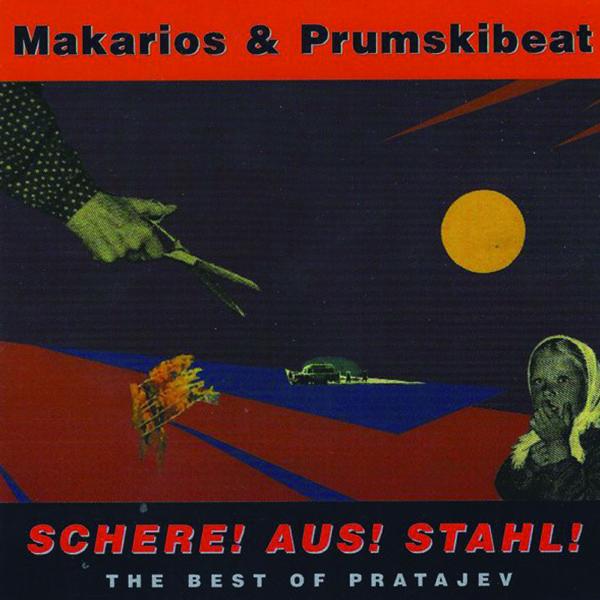 Prumskibeat - Schere aus Stahl CD