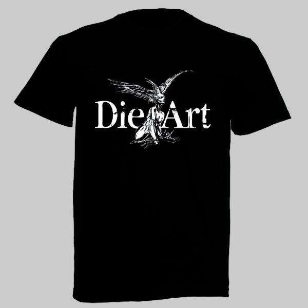 T-Shirt - Die Art - Fluegelfrau classic