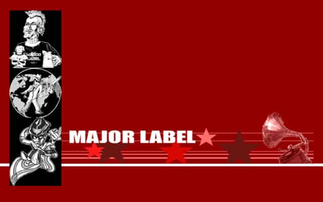 Titel Majorlabel auf upsound.de