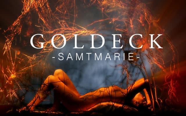 Goldeck Samtmarie Titelgrafik