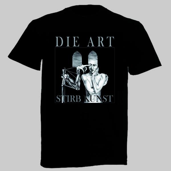 T-Shirt - Die Art _ Stirb Kunst